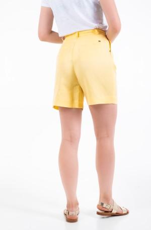 Shorts LINEN TENCEL SHORT-2