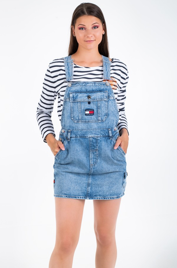 DUNGAREE DRESS CRLT