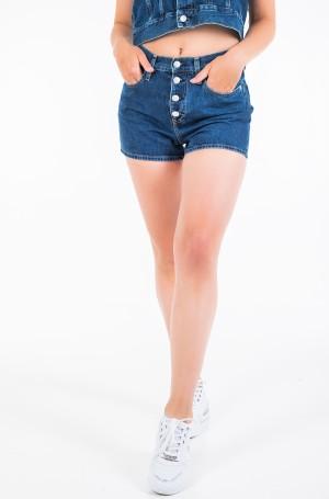 Lühikesed teksapüksid HIGH RISE SHORT-1