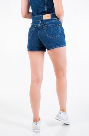 Lühikesed teksapüksid HIGH RISE SHORT-2
