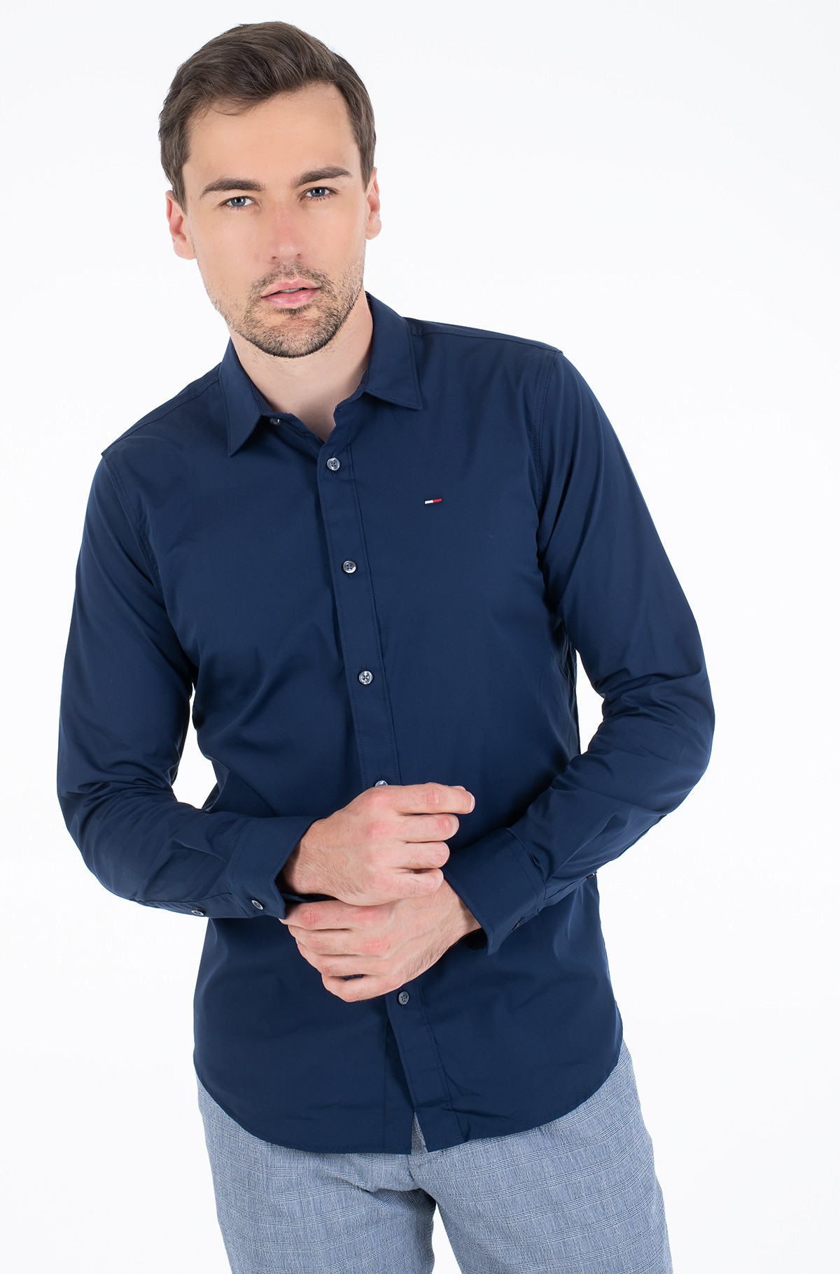 Shirt TJM ORIGINAL STRETCH SHIRT-full-1