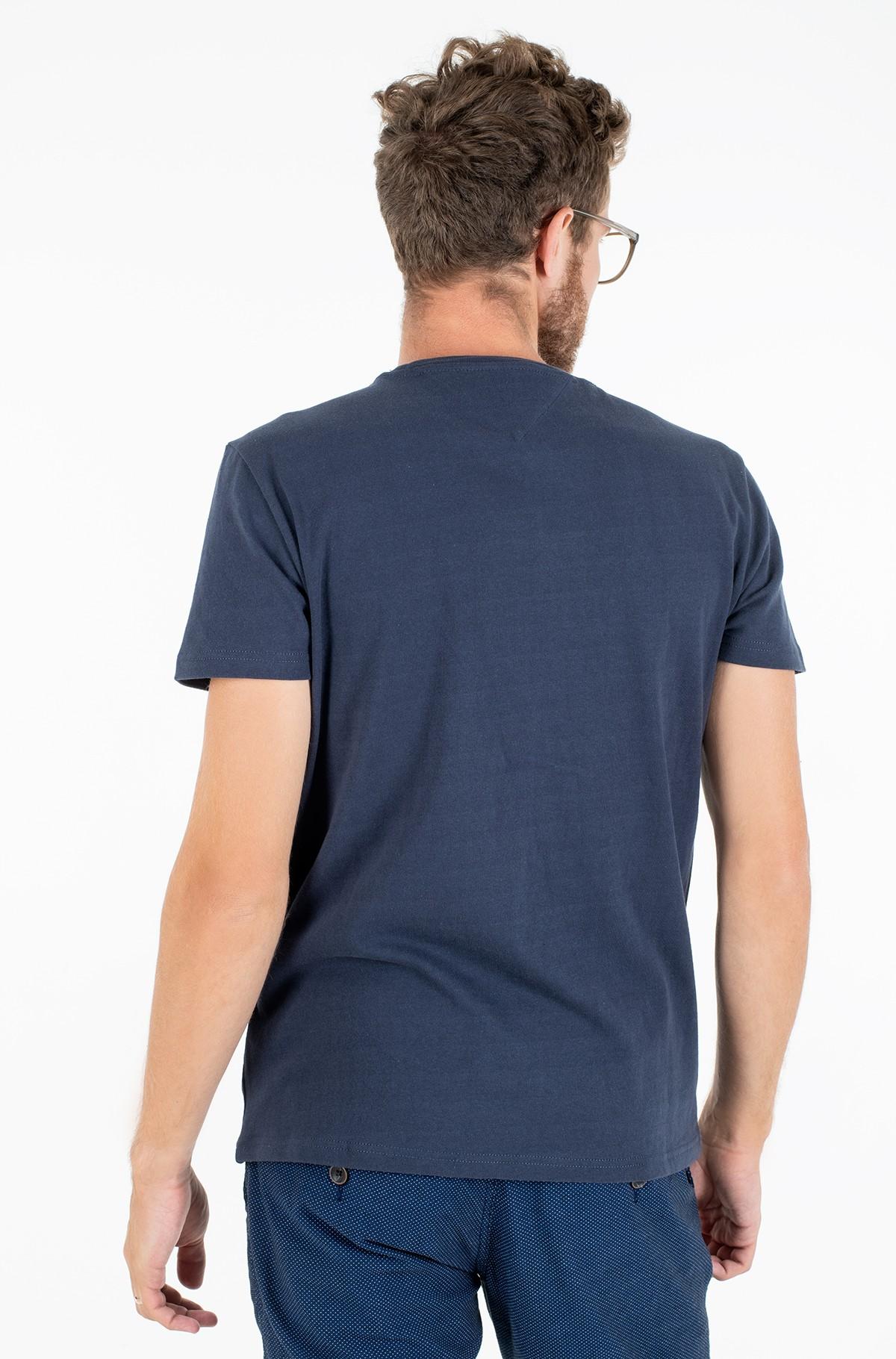 T-shirt TJM TOMMY BADGE TEE-full-2