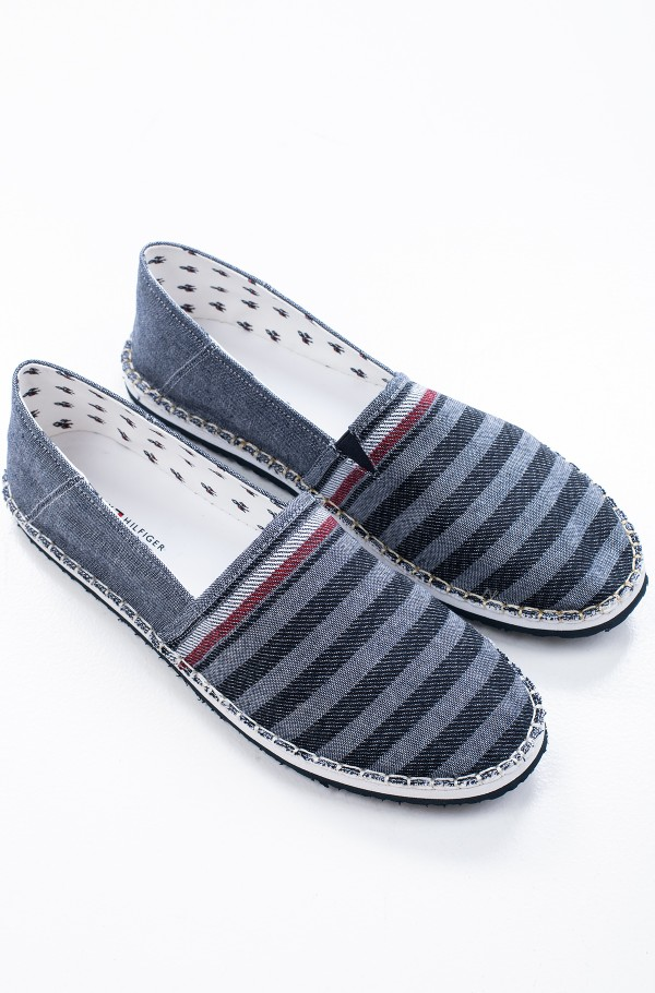 CASUAL STRIPED ESPADRILLE
