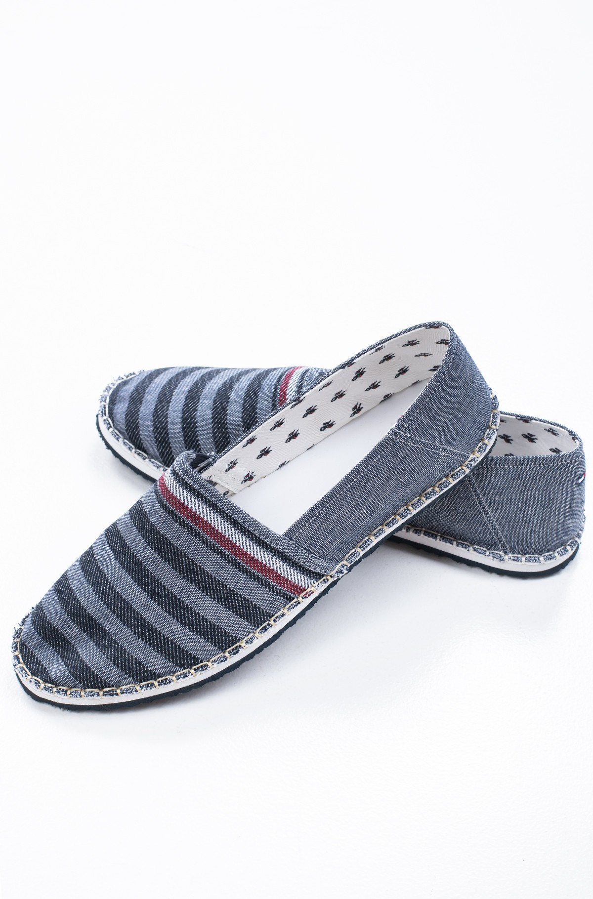 Espadrillid CASUAL STRIPED ESPADRILLE-full-3