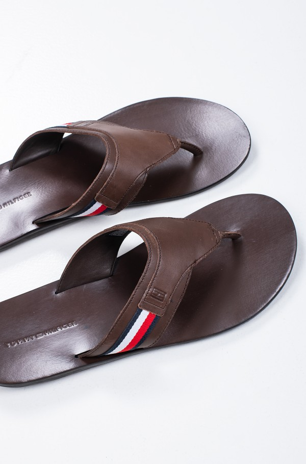 ELEVATED CORPORATE SANDAL-hover