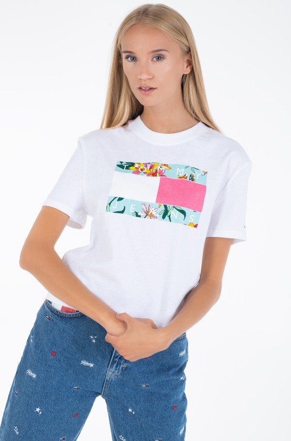 TJW HAWAII FLAG FLAG TEE