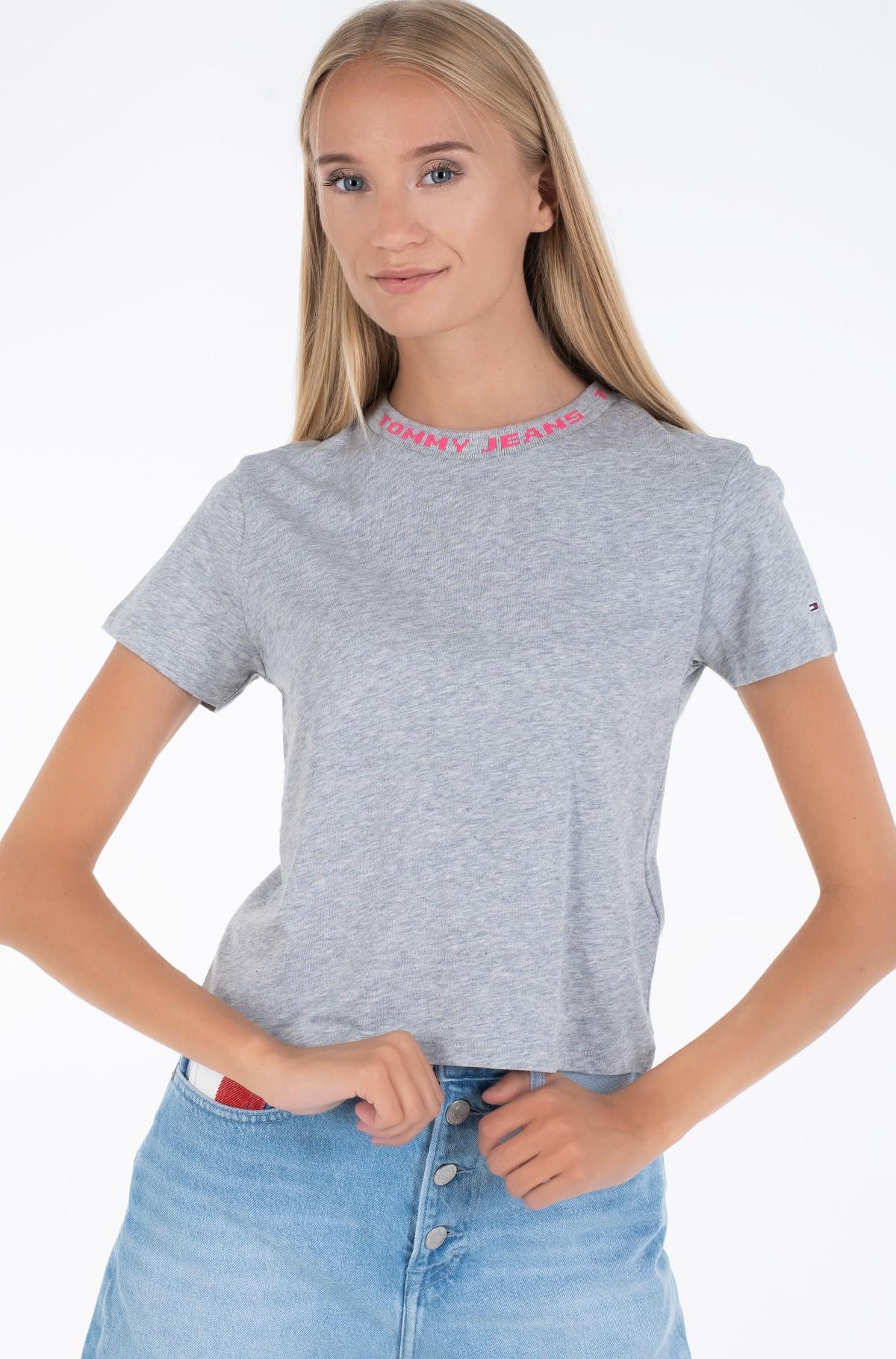 T-krekls TJW BRANDED NECK TEE-full-1