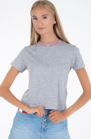 T-krekls TJW BRANDED NECK TEE-1