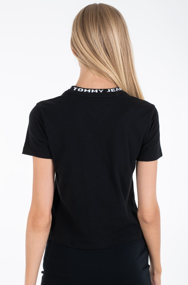 TJW BRANDED NECK TEE-hover