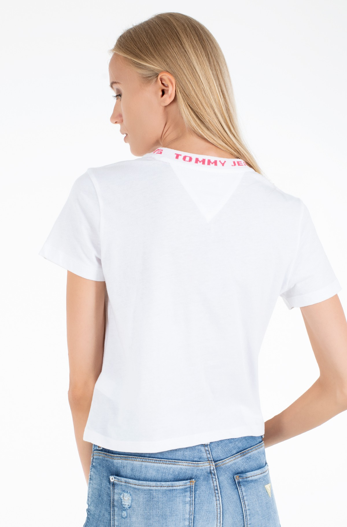 T-särk TJW BRANDED NECK TEE	-full-2