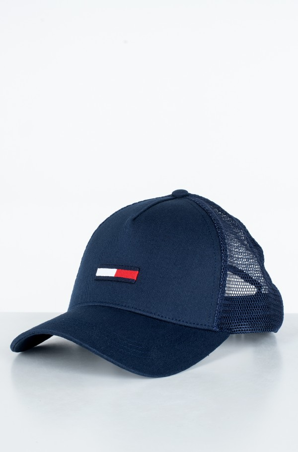 TJM TRUCKER FLAG CAP