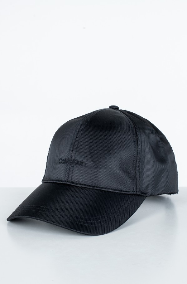 EMBROIDERY LOGO SATIN BB CAP