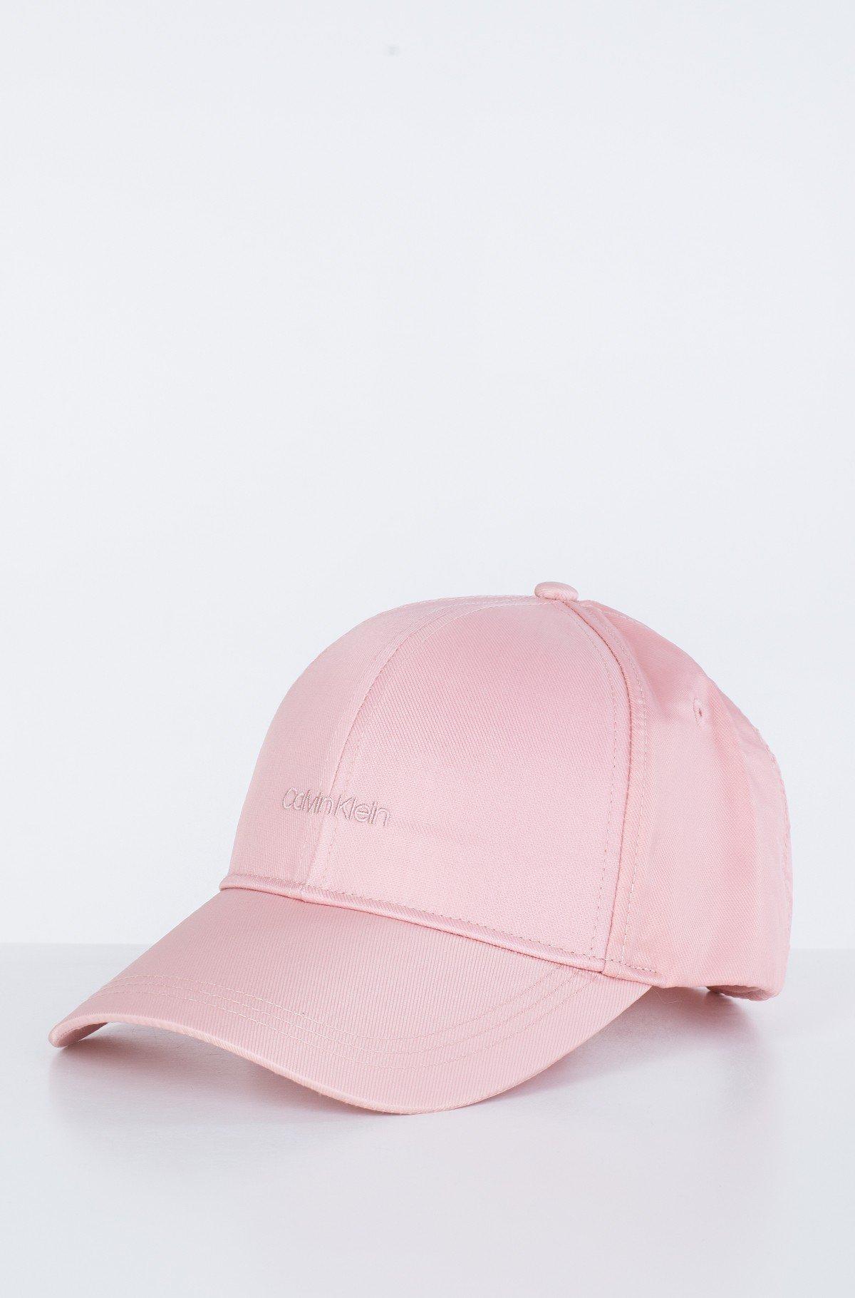 Cepure ar nagu EMBROIDERY LOGO SATIN BB CAP-full-1