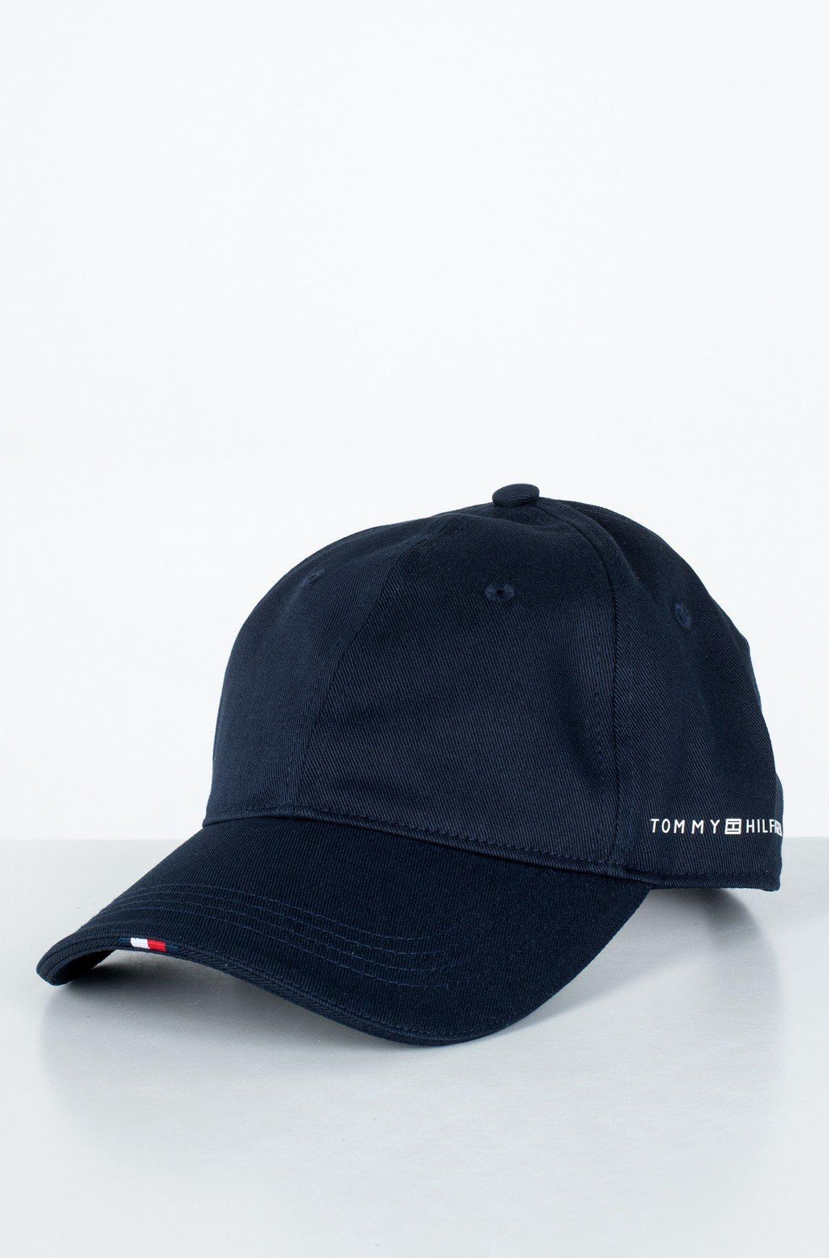 Kepurė su snapeliu  TAILORED CAP-full-1