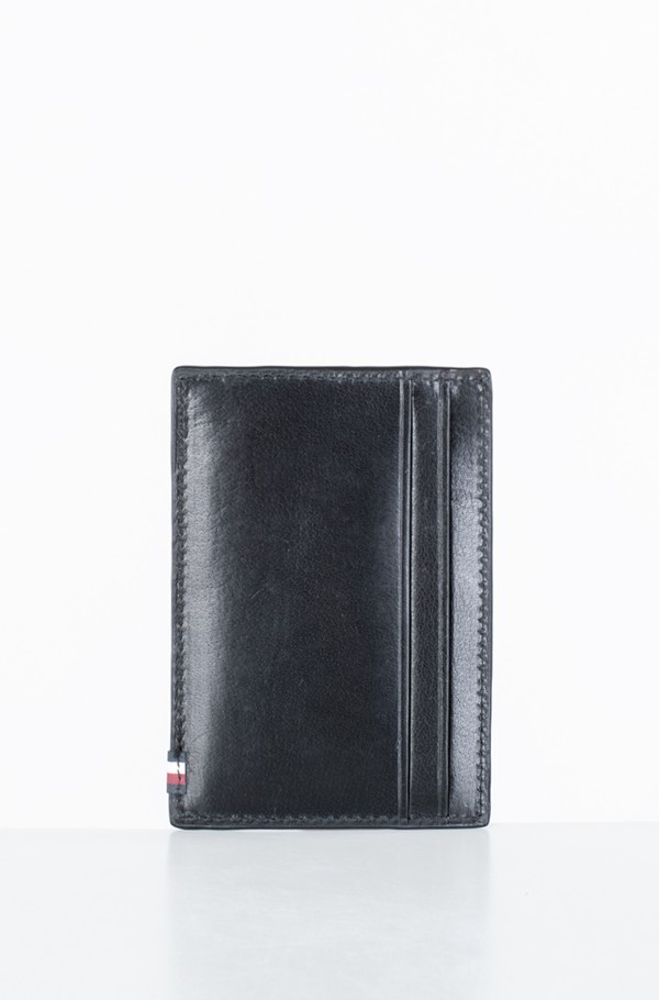 POLISHED LEATHER VERTICAL CC HOL-hover