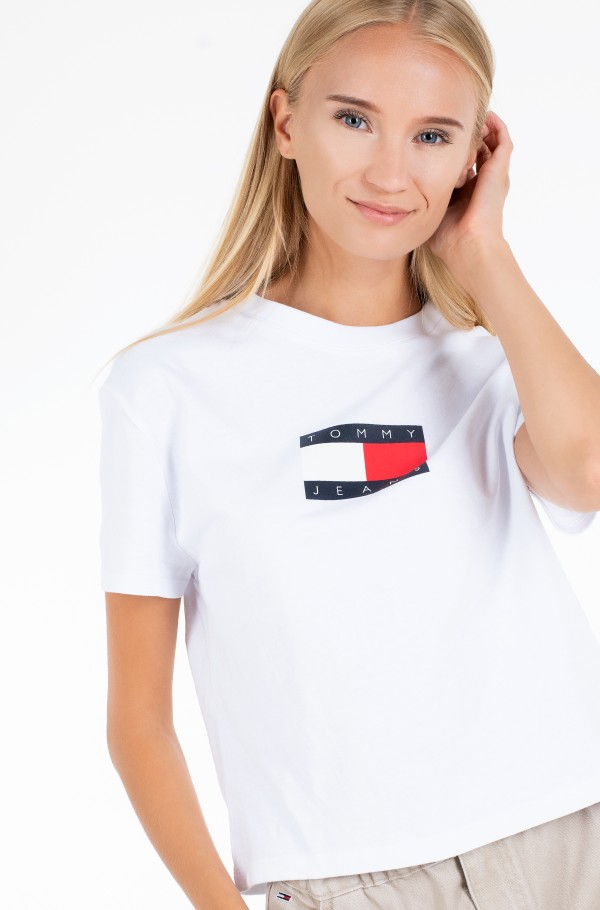 TJW TOMMY FLAG TEE-hover