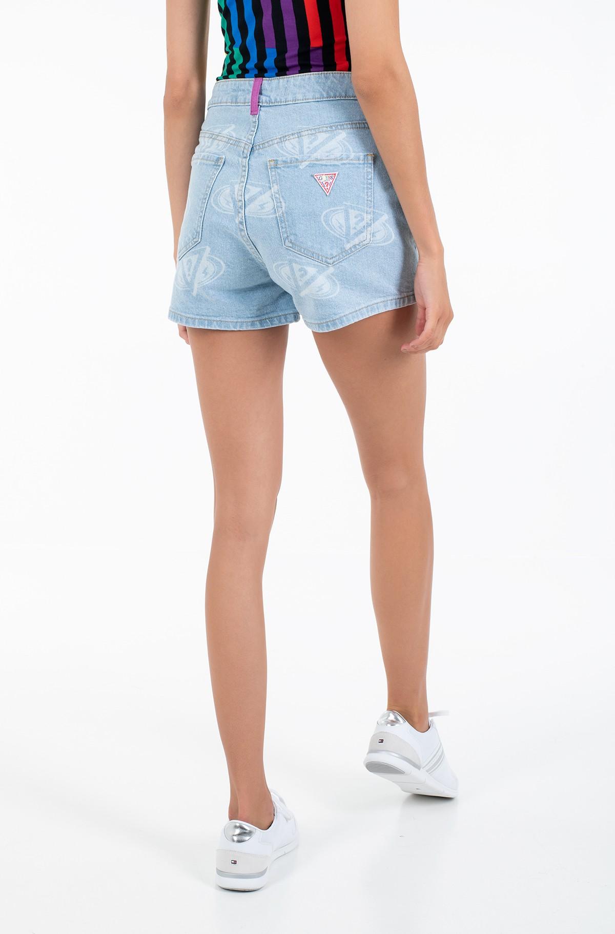 Lühikesed teksapüksid W0FD67 R3JS0-full-2