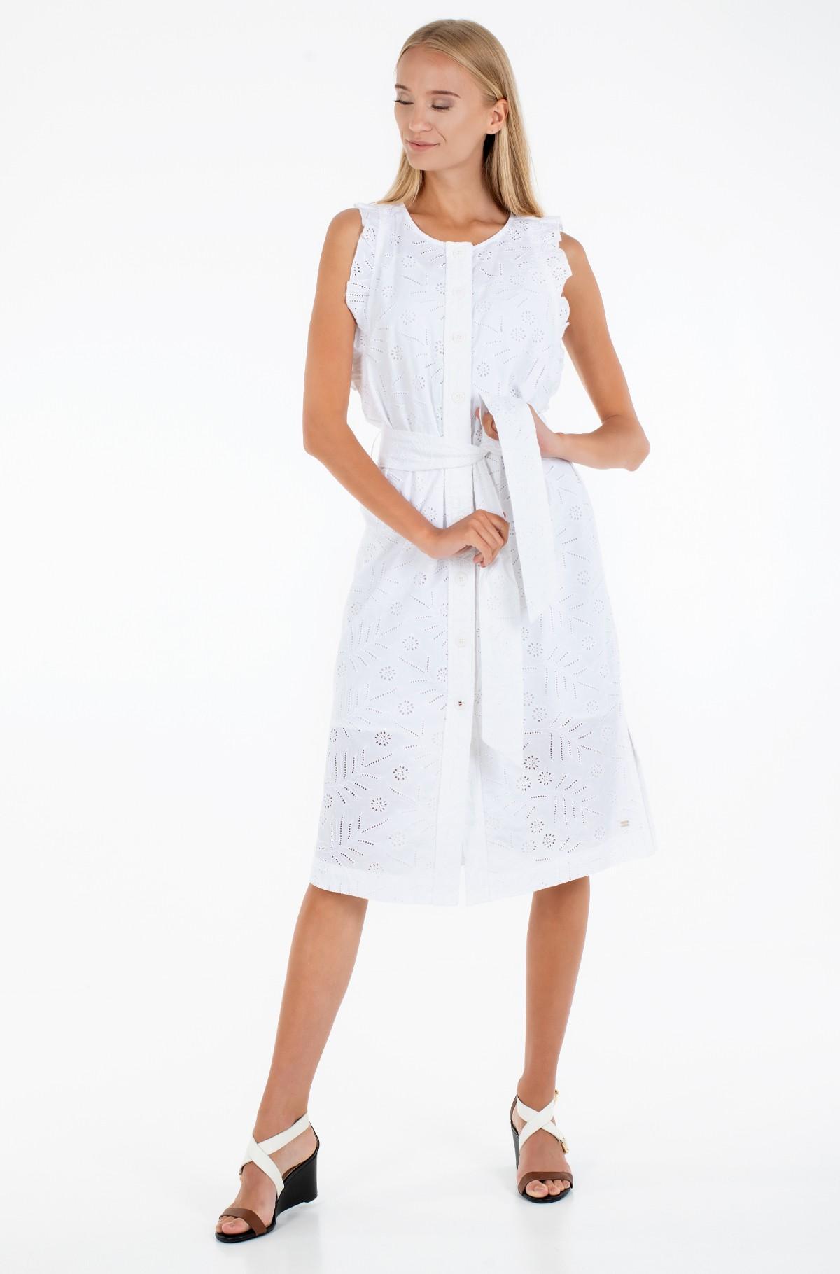 Suknelė RUBI EMB DRESS NS-full-1