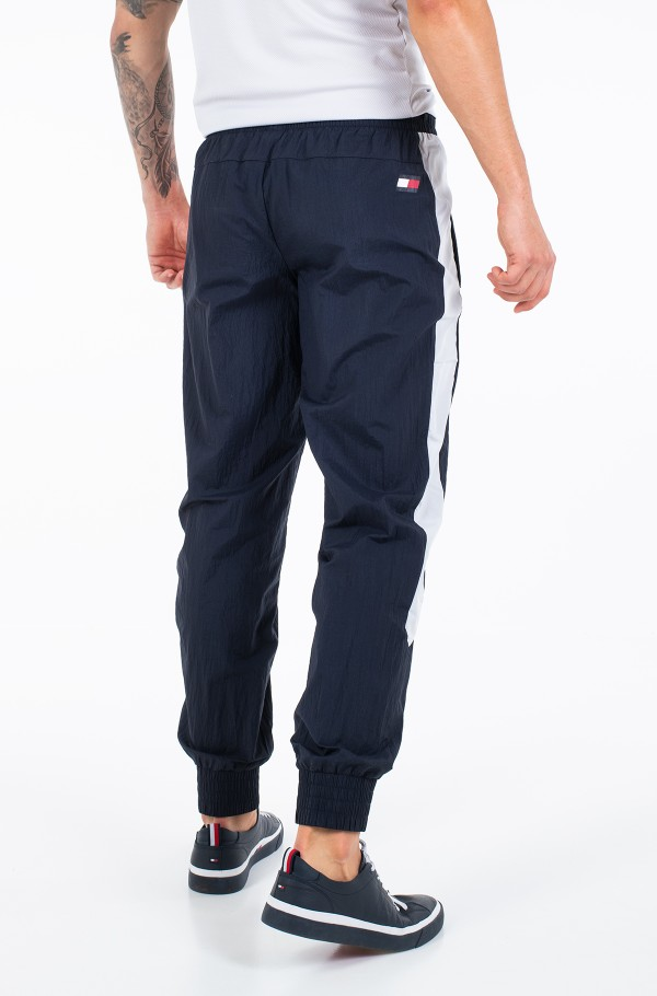 WOVEN CUFFED PANT-hover