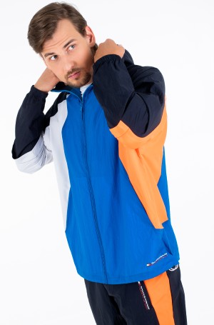 Viegla jaka  BLOCKED WINDBREAKER-1