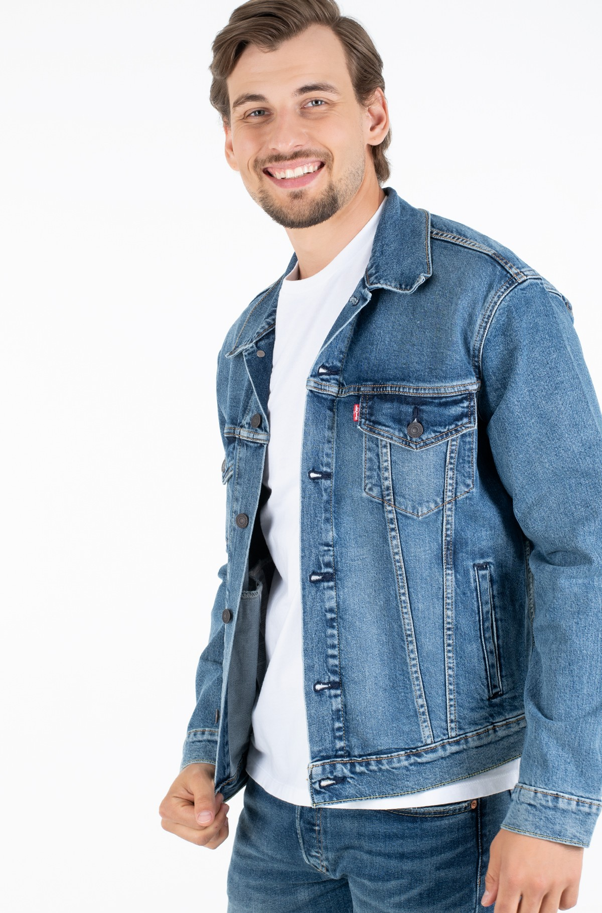 Denim jacket 723340511-full-1
