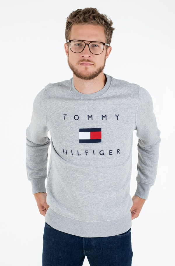 TOMMY FLAG HILFIGER SWEATSHIRT