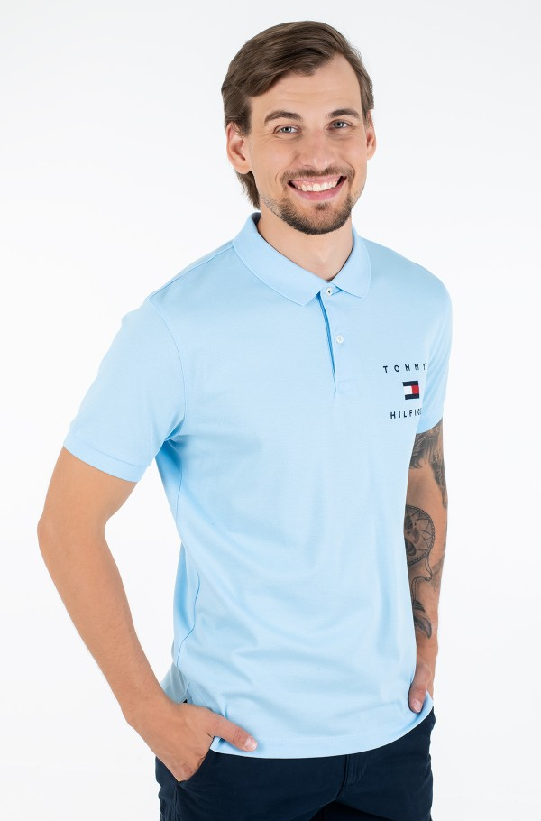 TOMMY FLAG HILFIGER REG POLO