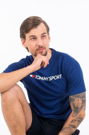 Sportiniai marškinėliai TRAINING TOP MESH BACK LOGO-1