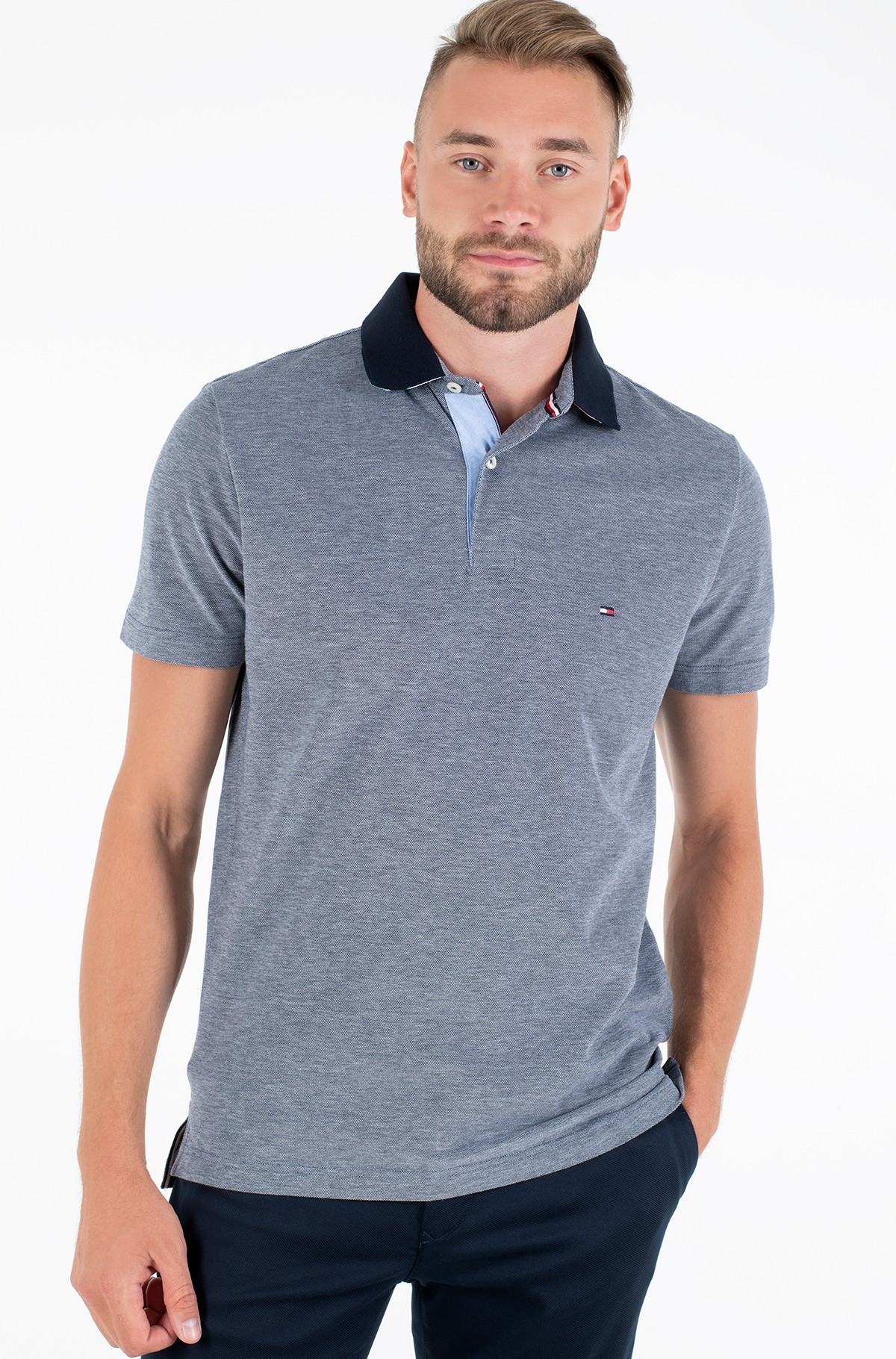 Polo UNDERCOLLAR REGULAR POLO-full-1