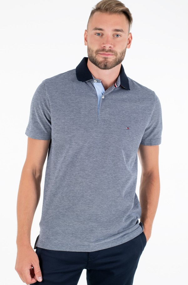UNDERCOLLAR REGULAR POLO