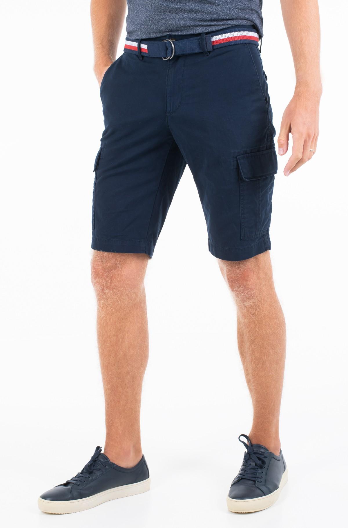 Shorts JOHN CARGO SHORT LIGHT TWILL-full-1