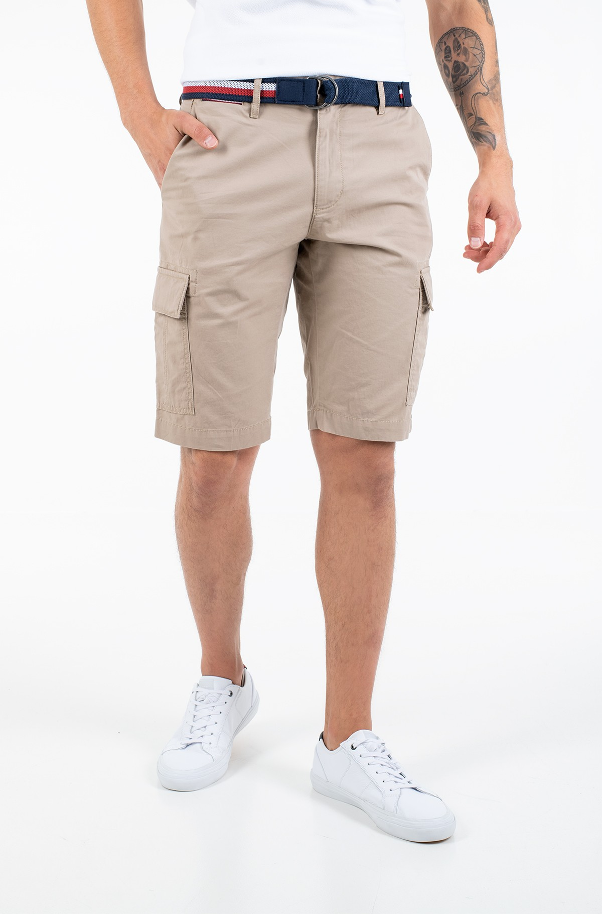 Shorts JOHN CARGO SHORT LIGHT TWILL-full-1