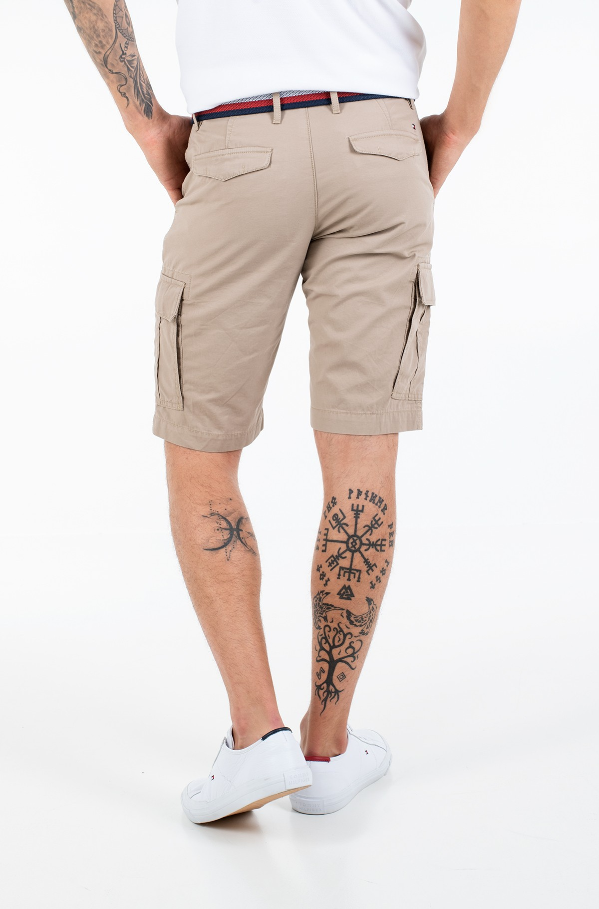 Shorts JOHN CARGO SHORT LIGHT TWILL-full-2