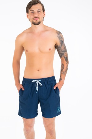 Peldbikses Solid Swim Trunk-1