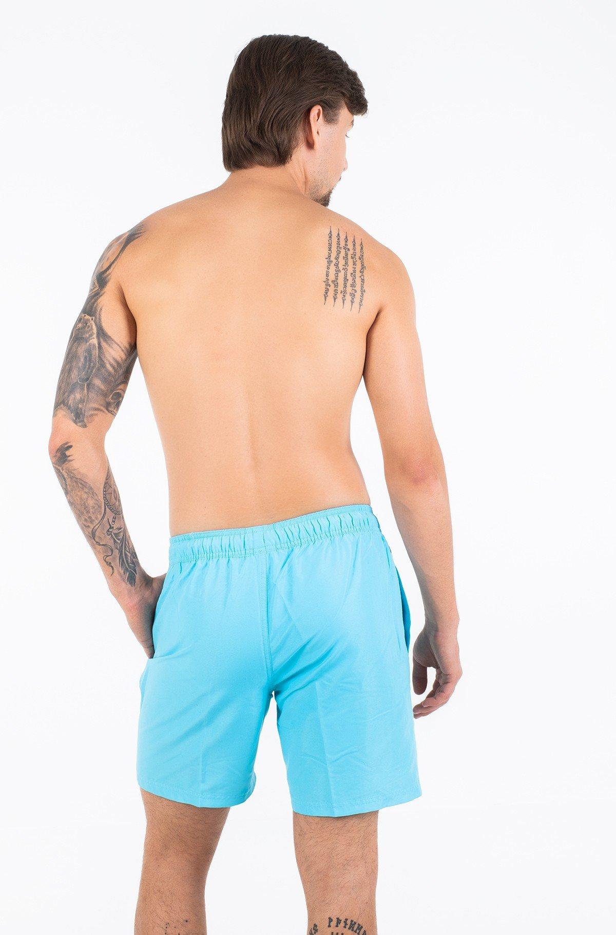 Swimwear Solid Swim Trunk-full-2