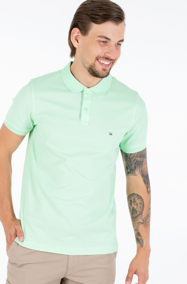 LUXURY STRETCH SLIM POLO