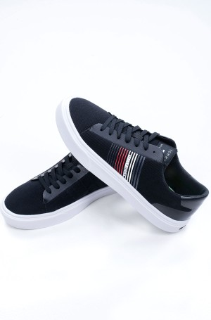 Tennised LIGHTWEIGHT STRIPES KNIT SNEAKER-2