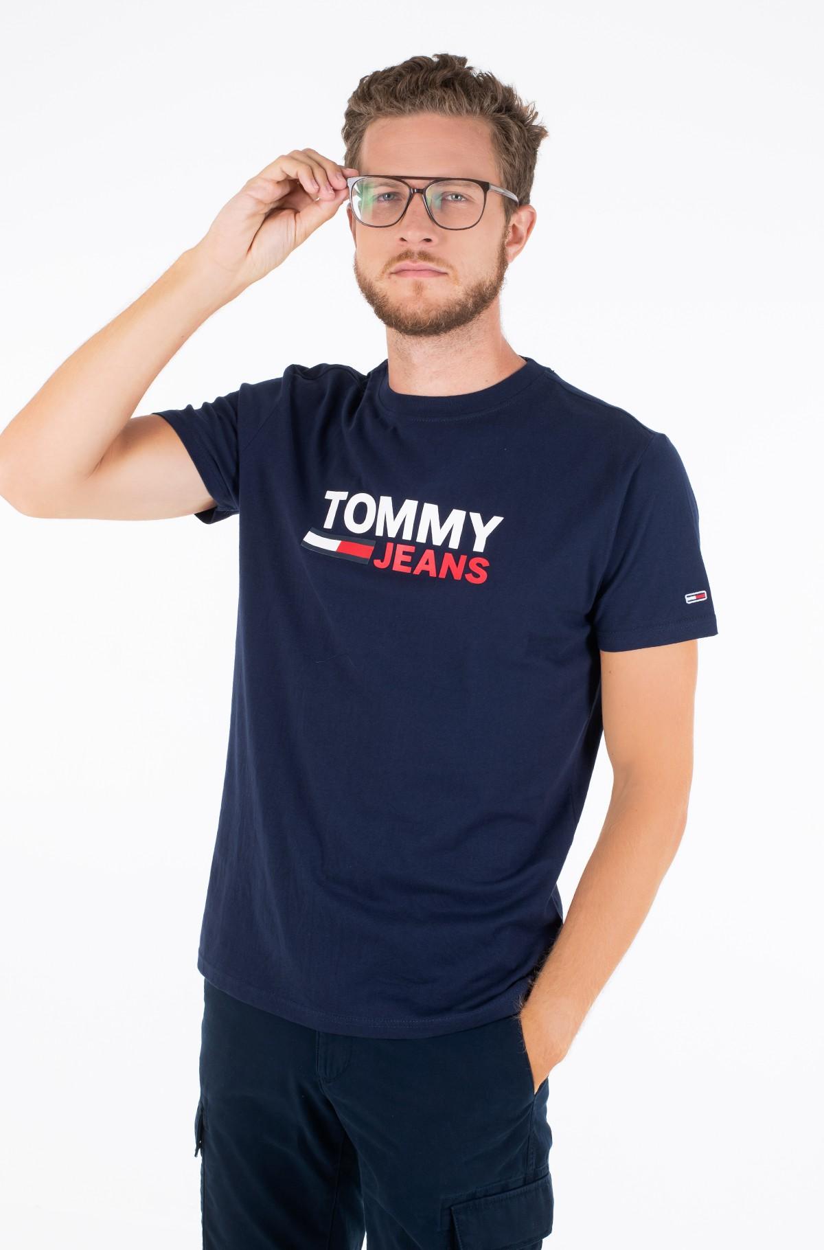 T-shirt TJM CORP LOGO TEE-full-1