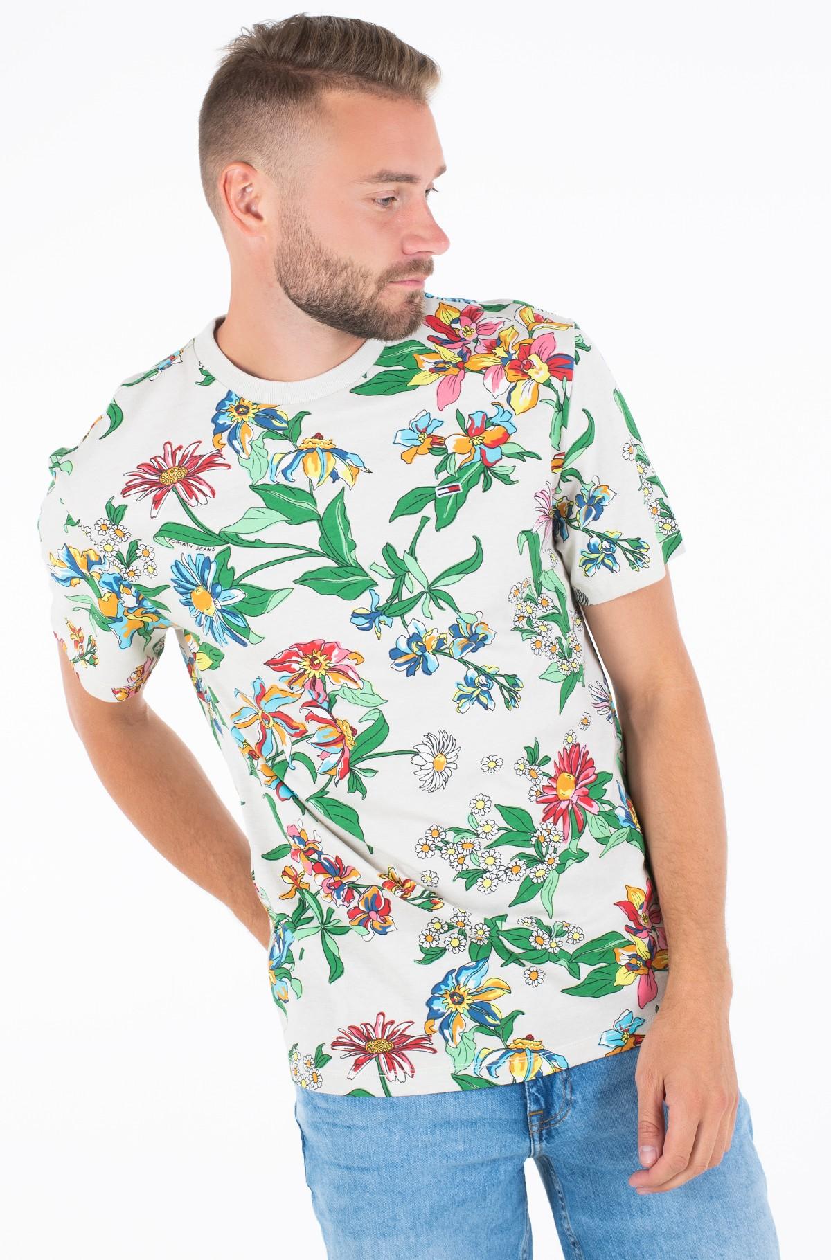T-shirt TJM ALLOVER PRINT TEE-full-1