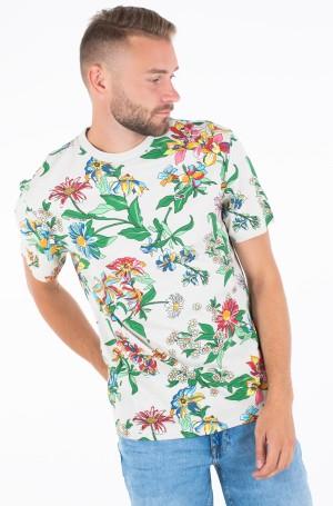 T-shirt TJM ALLOVER PRINT TEE-1