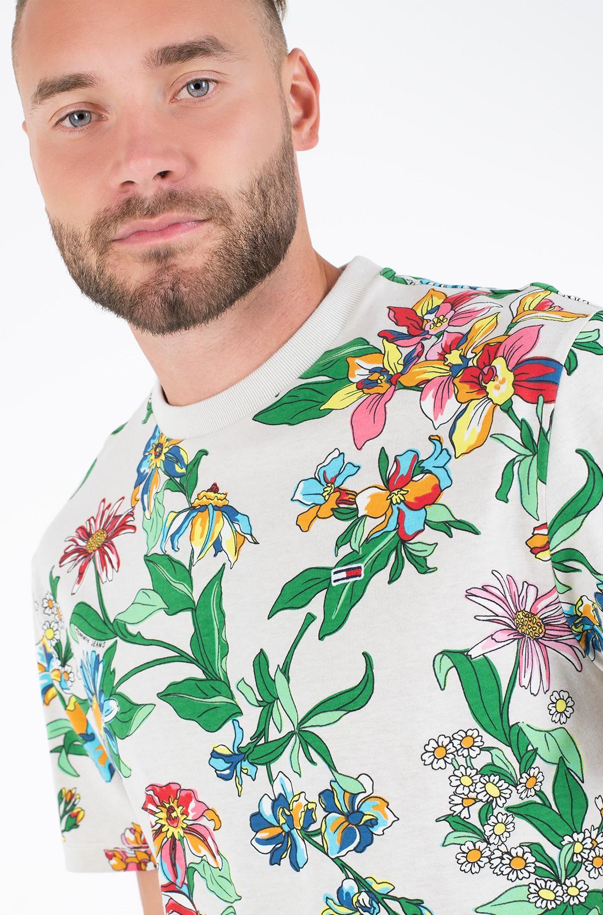 T-shirt TJM ALLOVER PRINT TEE-full-2