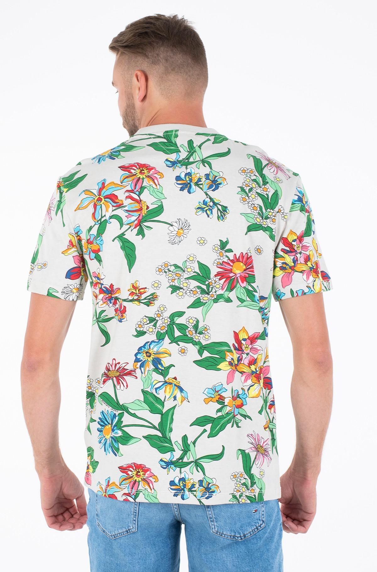 T-shirt TJM ALLOVER PRINT TEE-full-3