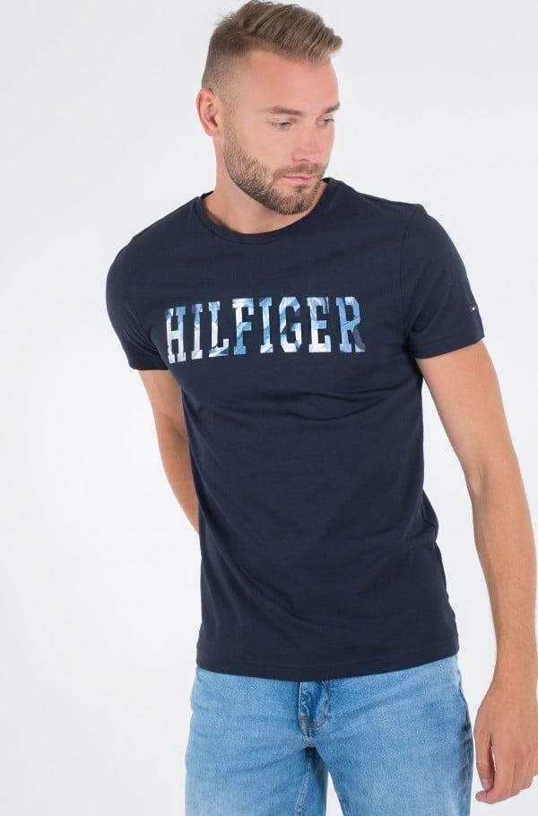 HILFIGER FLORAL TEE
