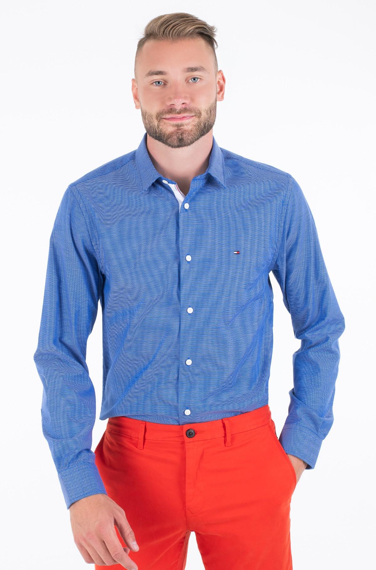 Shirt FLEX TWO TONE DOBBY SHIRT-full-1