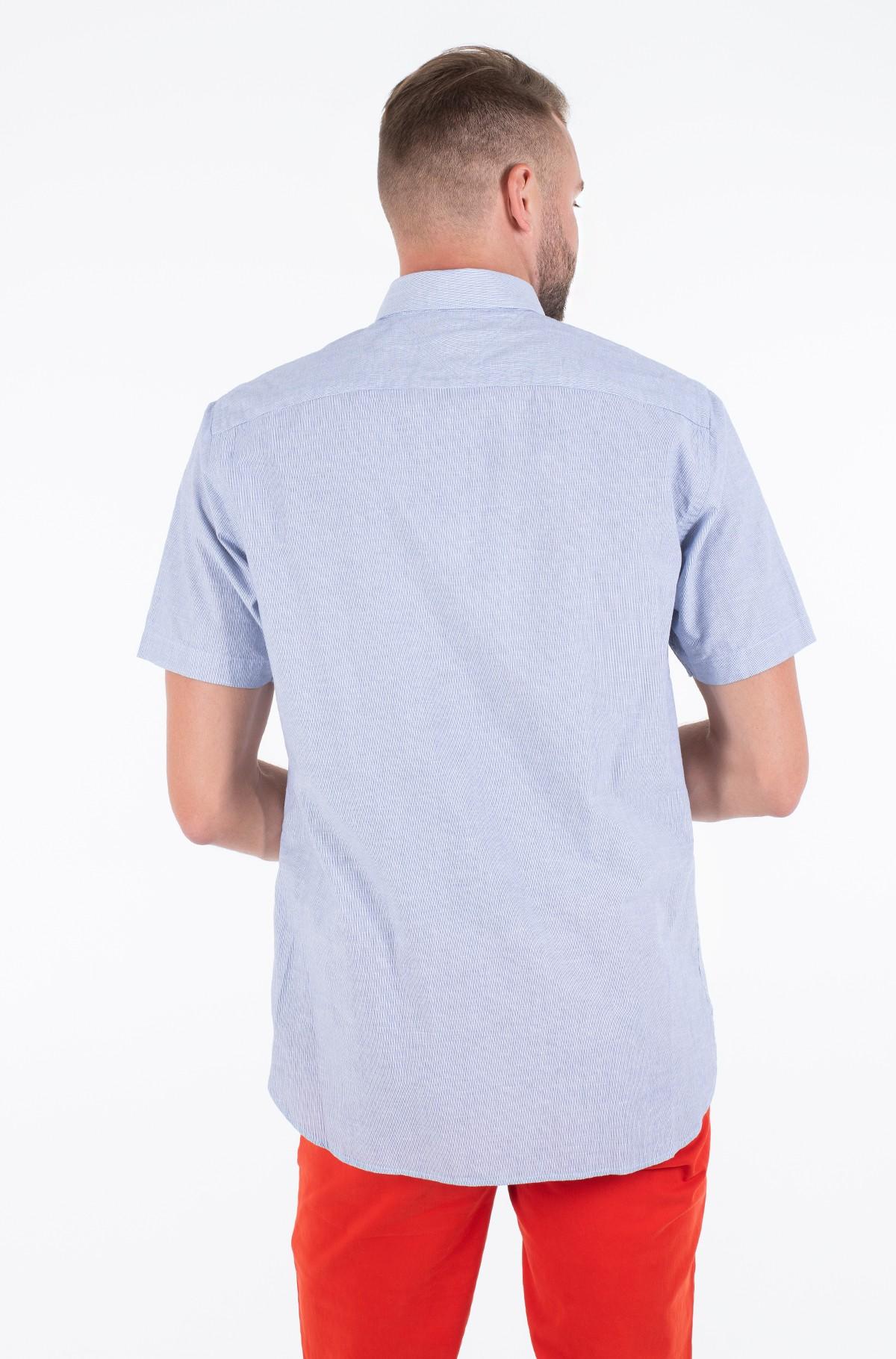 Krekls FLEX CO/LI PINSTRIPE SHIRT S/S-full-2
