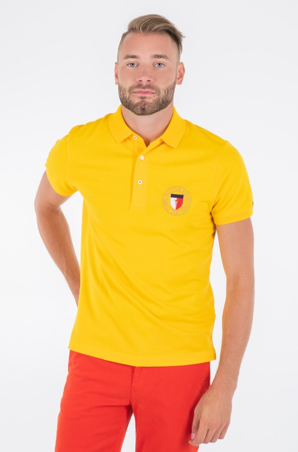 CREST CHEST SLIM POLO
