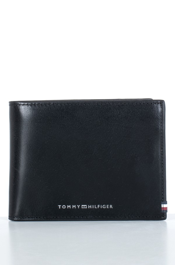 POLISHED LEATHER CC FLAP & COIN