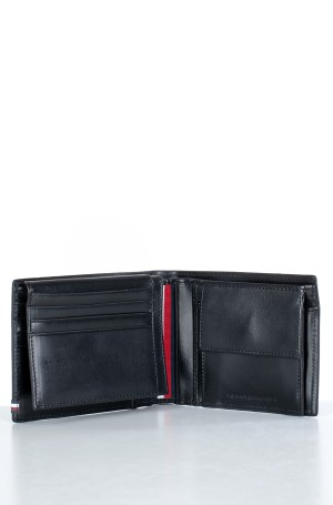 Rahakott POLISHED LEATHER CC FLAP & COIN-2