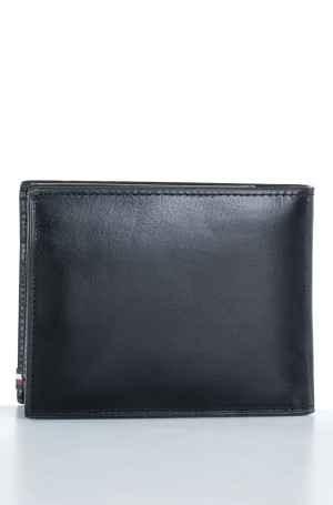 Rahakott POLISHED LEATHER CC FLAP & COIN-3