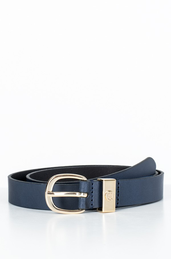 OVAL BUCKLE BELT 2.5